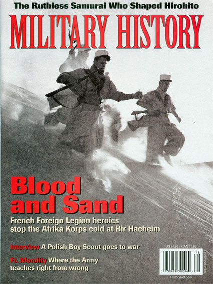Military History, December 2006 Edition