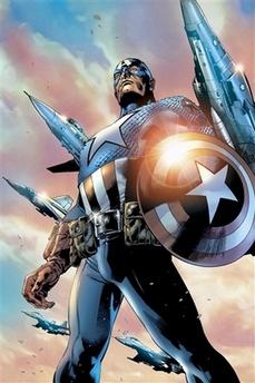 Captain America: 1941-2007