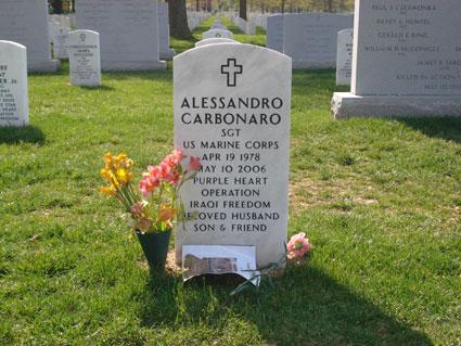Sgt. Alessandro Carbonaro