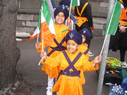 Sikhs in Ireland